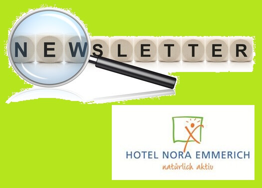 NEU! Newsletter